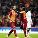 Galatasaray devreye 3 puanla girdi!
