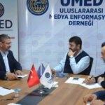 Hamas Sözcüsü Zuhri'den UMED'e ziyaret