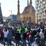 Lübnan'da protestolar başladı! Ölmek istemiyoruz