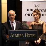 Bursa'da Hocailyas Ortaokulu'nun 550'nci yılı kutlandı