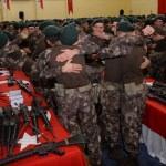 Karabük POMEM'de mezuniyet töreni
