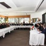 Muğla'da muhtarlar toplantısı yapıldı