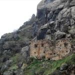 Tarihi kale evleri yaşam alanlarına dönüşecek