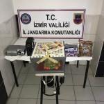 İzmir'de tombala operasyonu