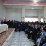 Afşin'de TYP işçileri kurayla belirlendi