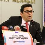 Denizli Barosu Başkanı İlhan, hukuk sistemini anlattı