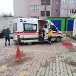 Ferizli'de elektrik akımına kapılan 2 işçi yaralandı