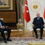 Ali Koç, Cumhurbaşkanı Erdoğan ile görüştü