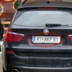 Avusturya'da olay olan plaka! Mahkeme haklı buldu