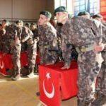 Çankırı'da 337 özel harekat polisi mezun oldu