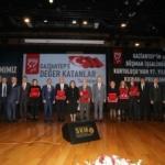 Gazi Şehir Türk halk müziği sanatçısı Esat Kabaklı'yla coştu