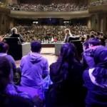Gaziantepliler Belediye konferansına akın etti