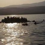 Göçmenleri taşıyan tekne battı: 2 çocuk öldü