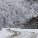 Kütahya'da kar yağışı ve buzlanma