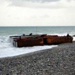 Antalya'da akılalmaz görüntü! Dev dalgalar getirdi