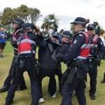 Göçmen meselesi kavga çıkardı! Polis müdahale etti