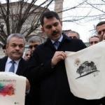 Bakan Kurum'dan 'poşet yasağı' açıklaması