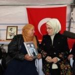 Emine Erdoğan'dan, Diyarbakır'daki ailelere ziyaret