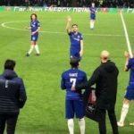 Fabregas'tan Chelsea'ye veda!