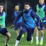 Fenerbahçe'de ikinci yarı hazırlıkları başladı