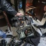 Filistin televizyonun genel merkezine baskın!