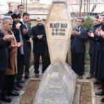 'Kudüs Şairi' Akif İnan mezarı başında anıldı!