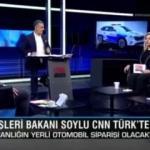 Soylu'dan HDP'li Temelli'nin yerli otomobil çıkışına çok konuşulacak yanıt!