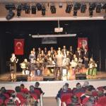Lüleburgaz'da Türk sanat müziği konseri düzenlendi