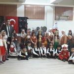 Malatya'da ilkokul öğrencilerinden sergi
