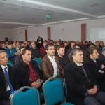 """Afşin'de """"2023 Eğitim Vizyonu Çalıştayı"""" düzenlendi"""