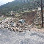 İzmir'de bir aylık yağmur 3 günde yağdı