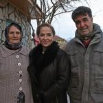 Uşak Valisi Kocabıyık, şehit ailelerini ziyaret etti