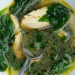 Enfes ıspanak çorbası tarifi