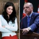 Erdoğan'dan Deniz Çakır'a sert tepki!