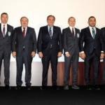 FIFA kokartı hakemlerimiz kokartlarını aldı
