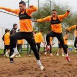 Galatasaray'da görülmemiş yöntem! Komando eğitimi!