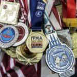 Milli sporculardan 2018'de 5 bin 250 madalya