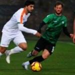 Ozan Tufan, Alanyaspor formasıyla sahaya çıktı!