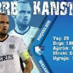 Pierre Kanstrup, BB Erzurumspor'da