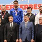 Taha Akgül Türkiye şampiyonu oldu!