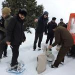 AFAD ekipleri köylülerin yardımına koştu