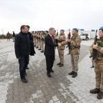 Gaziantep Valisi Gül, El Bab'ı ziyaret etti