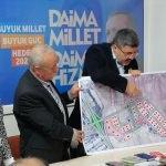 Milletvekili Özkaya, projelerini anlattı