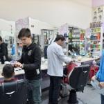 Başarı belgesini getiren öğrenciye ücretsiz tıraş