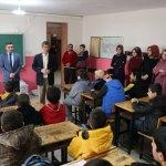 Başkentteki kermesin geliriyle Siirt'teki öğrencilere hediye