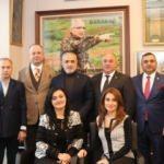 Türkiye-Azerbaycan ticareti artacak!