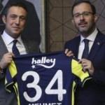 Ali Koç, Bakan Kasapoğlu'nu ziyaret etti