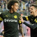 Borussia Dortmund zirveyi sevdi