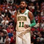 Boston Celtics, Kyrie Irving ile kazandı