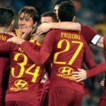 Cengiz Ünder'li Roma acımadı: 4-0